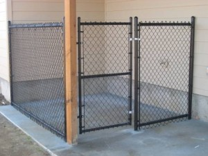 Dog Runs Dog Kennels Eagle Fence British Columbia